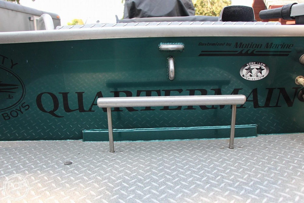 2004 Willie Boats boat for sale, model of the boat is Raptor 23 & Image # 39 of 40