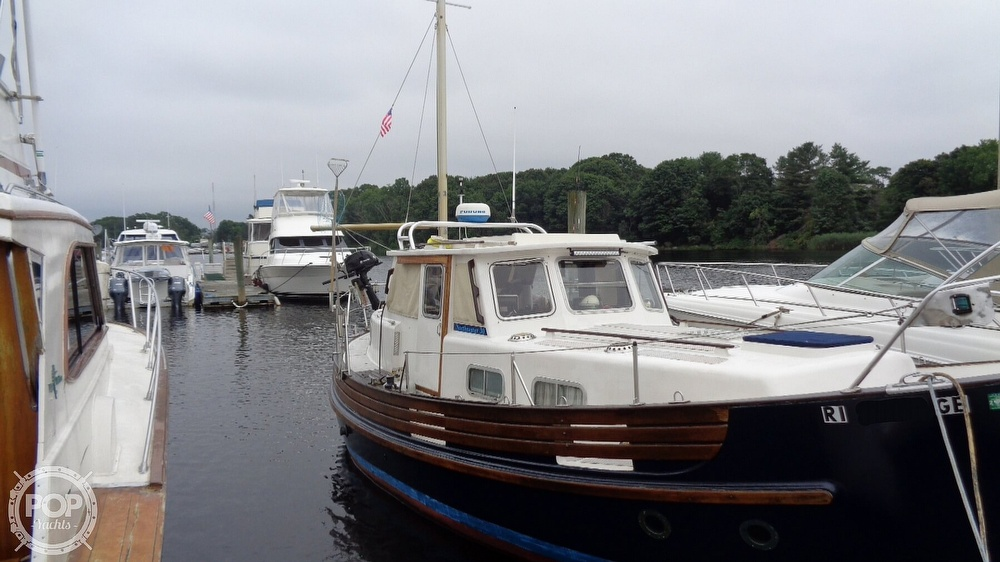 1977 Fisher boat for sale, model of the boat is 30 Pilot & Image # 10 of 40
