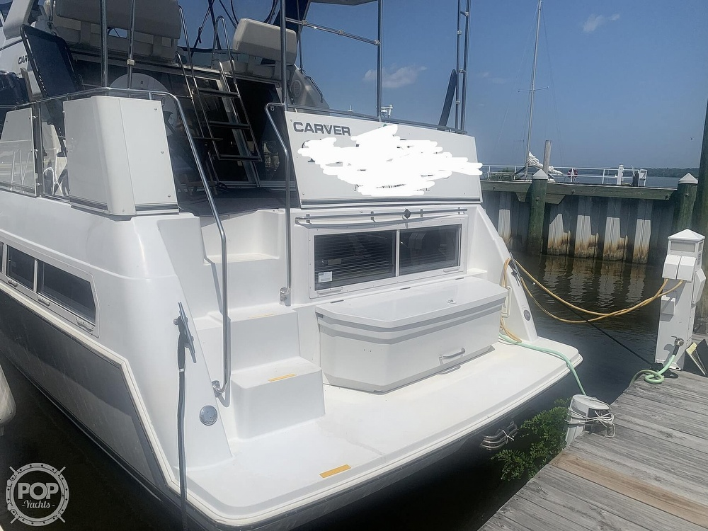 1997 Carver boat for sale, model of the boat is Aft 325 & Image # 6 of 40