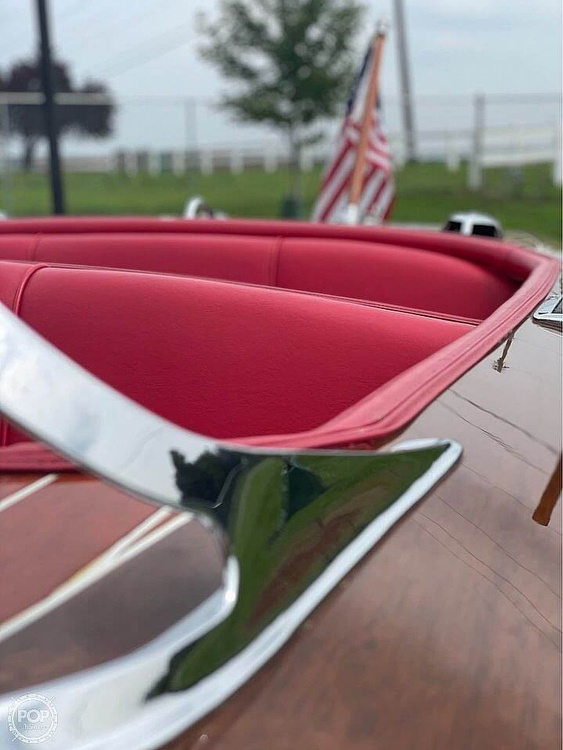 1948 Chris Craft boat for sale, model of the boat is Deluxe Runabout & Image # 8 of 40