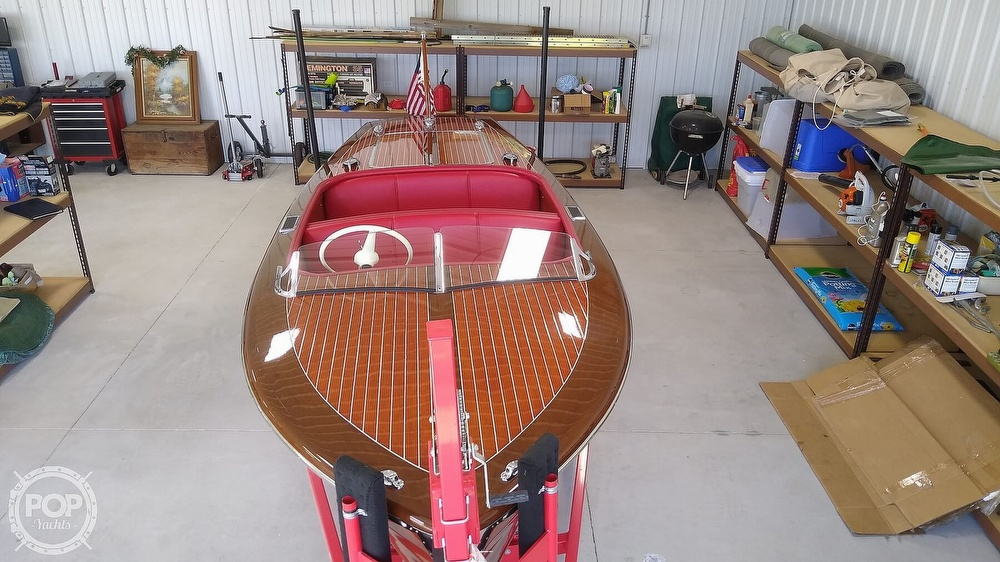 1948 Chris Craft boat for sale, model of the boat is Deluxe Runabout & Image # 37 of 40