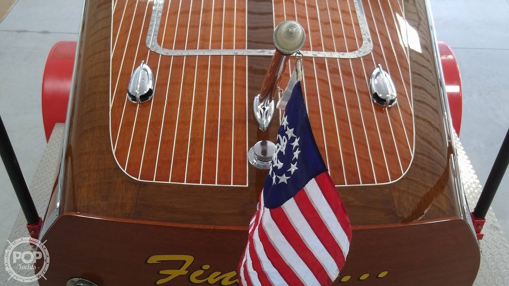 1948 Chris Craft boat for sale, model of the boat is Deluxe Runabout & Image # 19 of 40