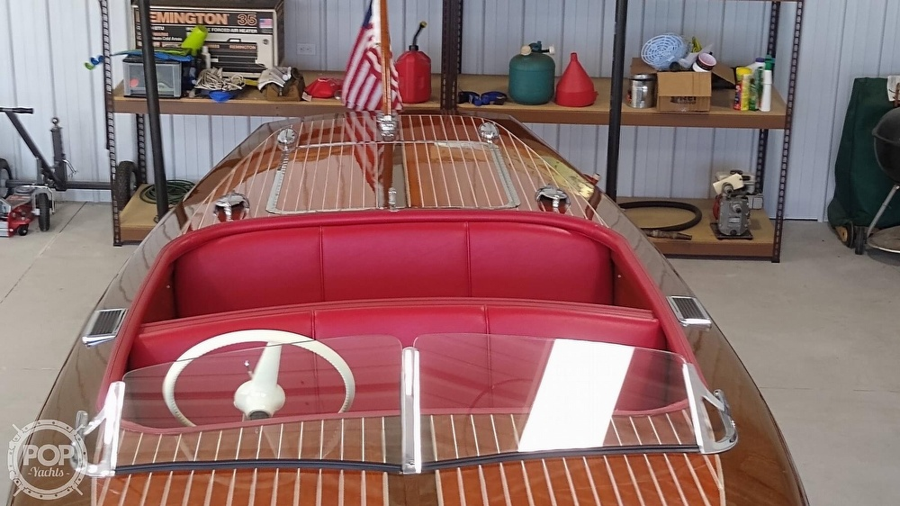 1948 Chris Craft boat for sale, model of the boat is Deluxe Runabout & Image # 4 of 40