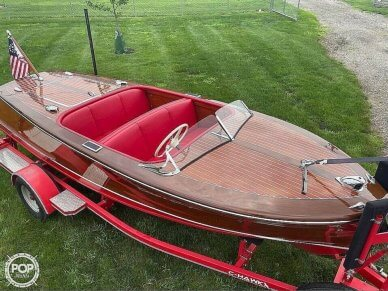 Deluxe Runabout Starboard Side View