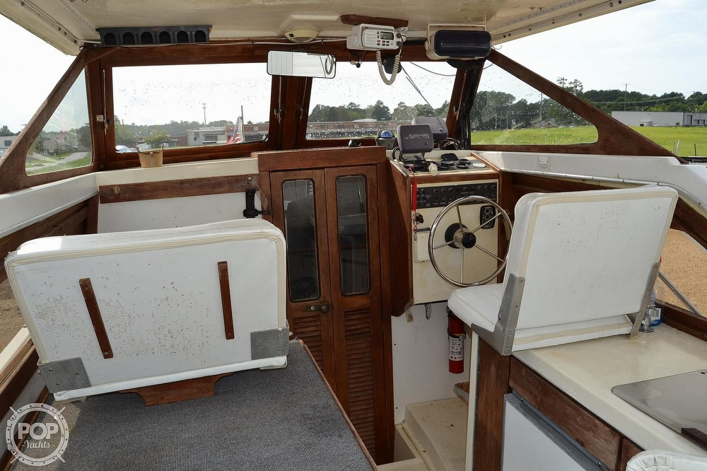 1978 Carver boat for sale, model of the boat is 2546 & Image # 34 of 40