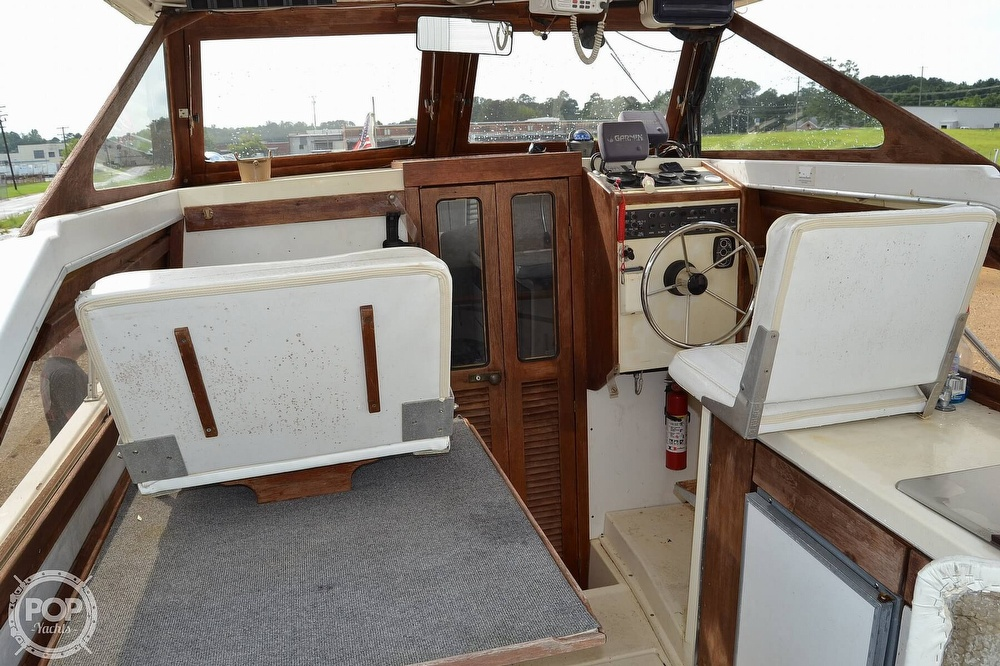 1978 Carver boat for sale, model of the boat is 2546 & Image # 11 of 40