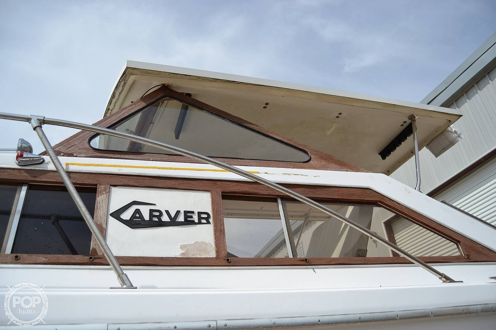 1978 Carver boat for sale, model of the boat is 2546 & Image # 27 of 40