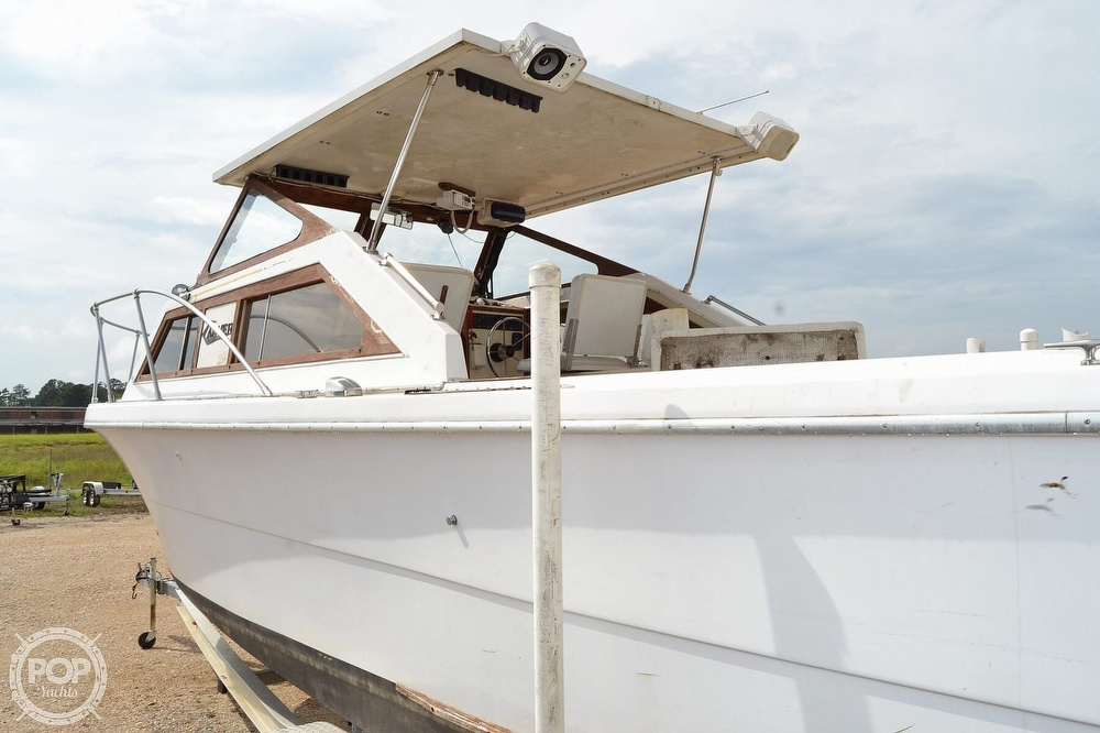 1978 Carver boat for sale, model of the boat is 2546 & Image # 38 of 40