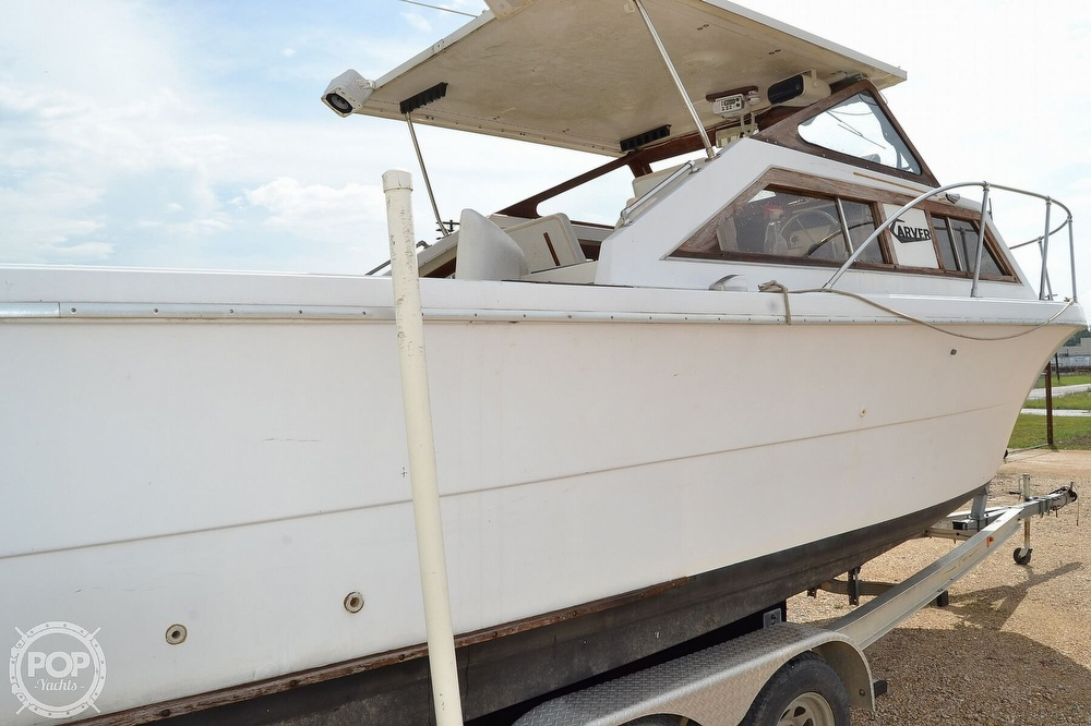 1978 Carver boat for sale, model of the boat is 2546 & Image # 29 of 40
