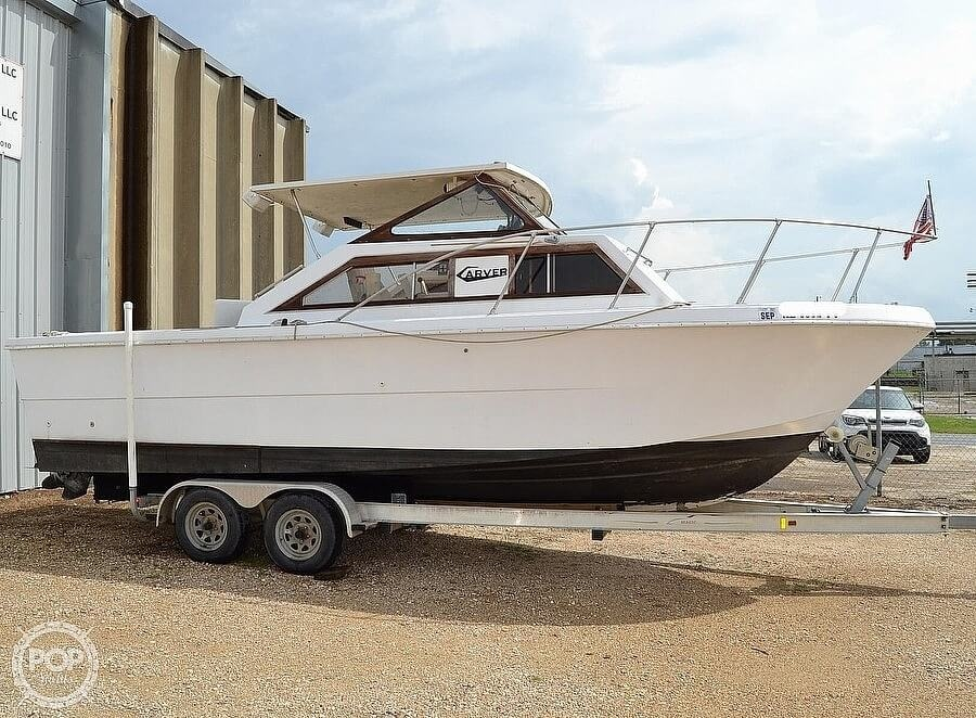 1978 Carver boat for sale, model of the boat is 2546 & Image # 40 of 40