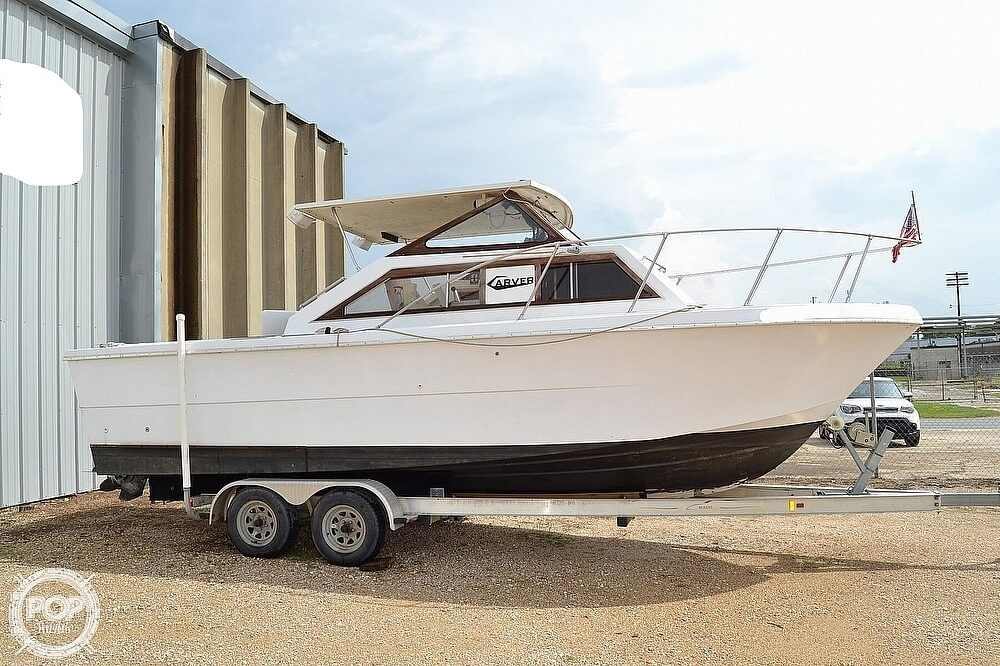 1978 Carver boat for sale, model of the boat is 2546 & Image # 2 of 40