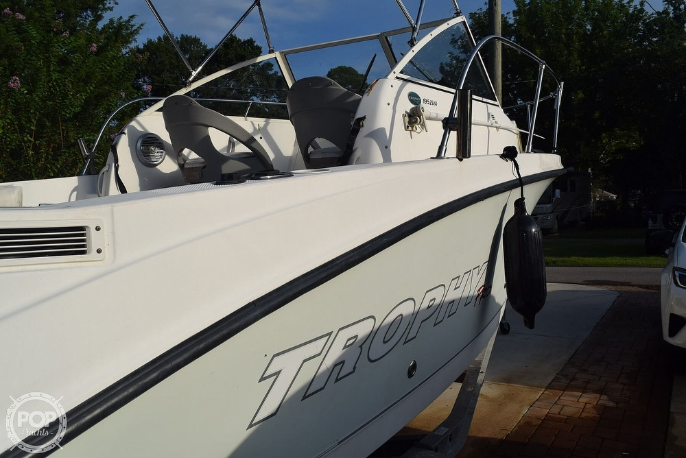 2008 Trophy boat for sale, model of the boat is Pro 1952WA & Image # 24 of 40
