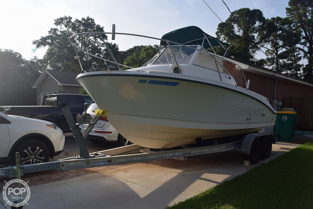 2008 Trophy boat for sale, model of the boat is Pro 1952WA & Image # 20 of 40