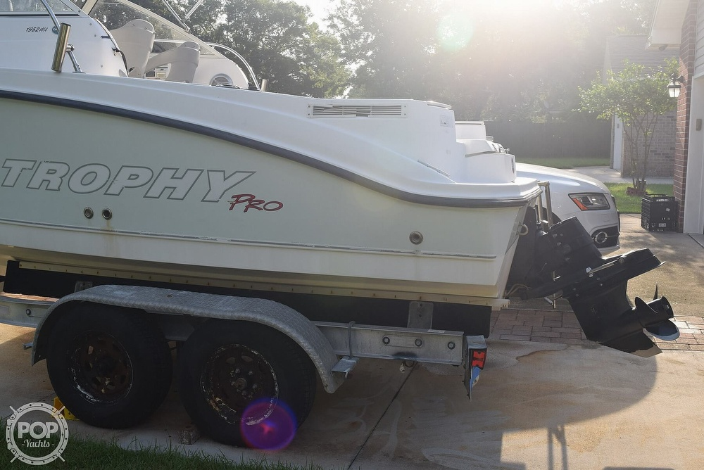 2008 Trophy boat for sale, model of the boat is Pro 1952WA & Image # 13 of 40