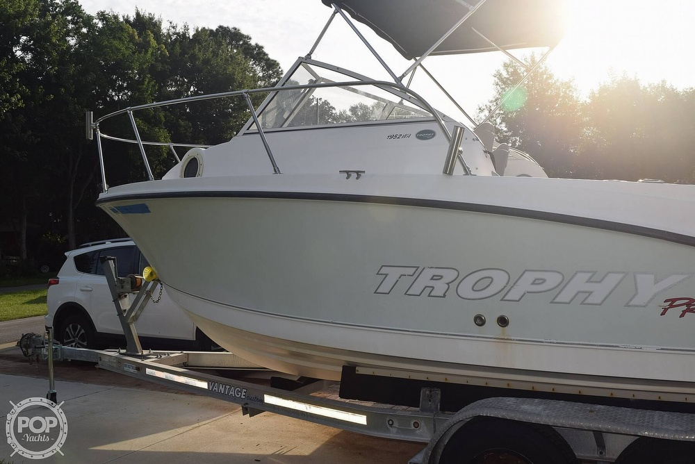 2008 Trophy boat for sale, model of the boat is Pro 1952WA & Image # 16 of 40