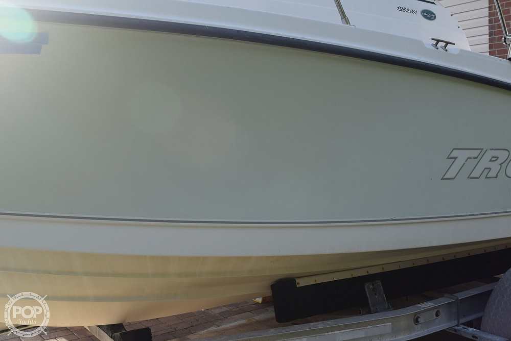 2008 Trophy boat for sale, model of the boat is Pro 1952WA & Image # 19 of 40