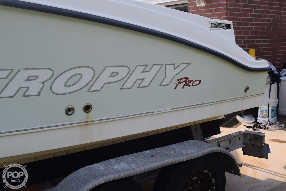 2008 Trophy boat for sale, model of the boat is Pro 1952WA & Image # 14 of 40