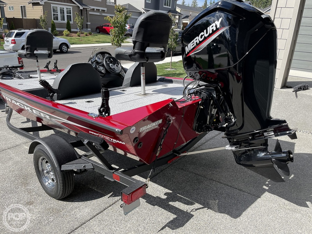 2021 Tracker Boats boat for sale, model of the boat is Pro Team 175 TXW TE & Image # 3 of 40