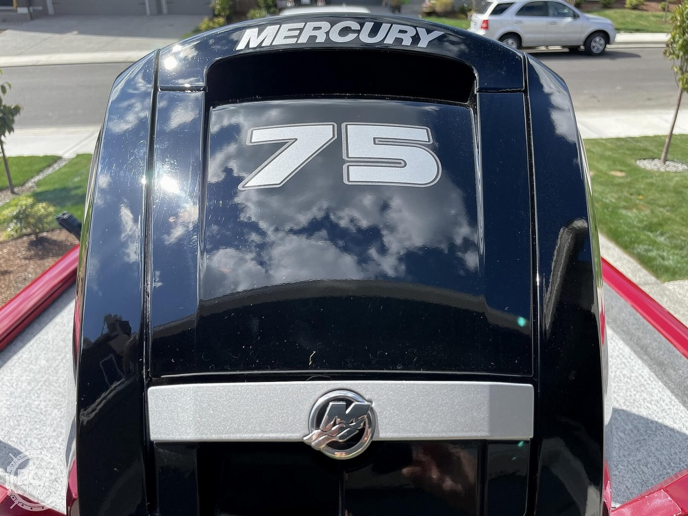 2021 Tracker Boats boat for sale, model of the boat is Pro Team 175 TXW TE & Image # 21 of 40