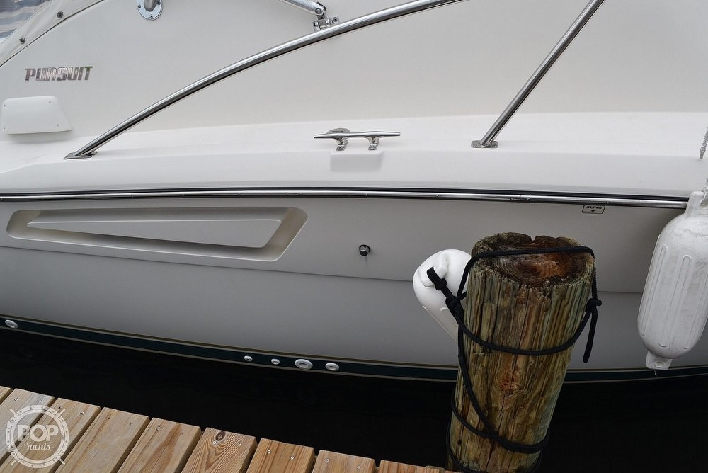1998 Pursuit boat for sale, model of the boat is 3000 Offshore & Image # 12 of 40