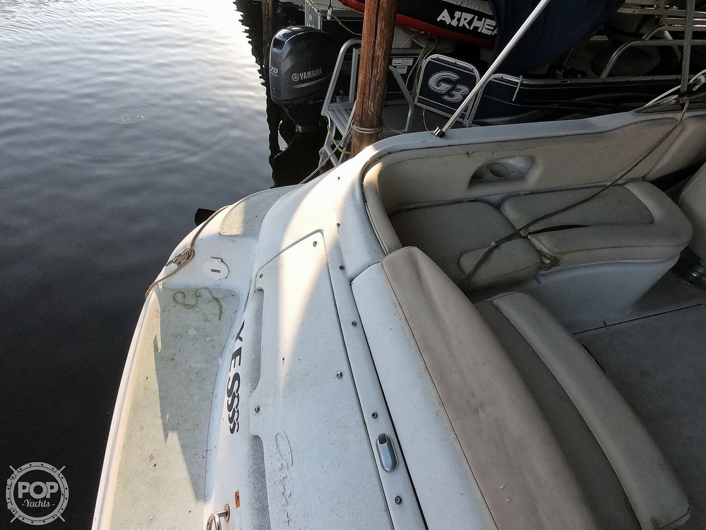 1999 Chris Craft boat for sale, model of the boat is 260 Sport Deck & Image # 15 of 40