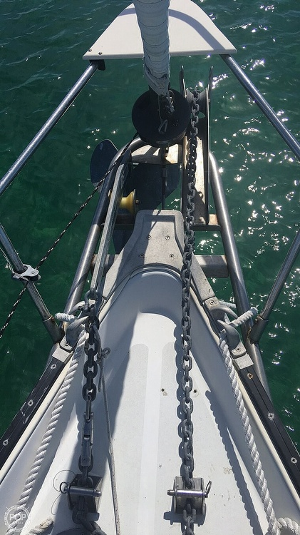 1981 Niagara boat for sale, model of the boat is 35 & Image # 8 of 38