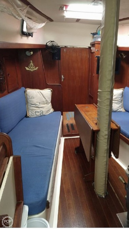 1981 Niagara boat for sale, model of the boat is 35 & Image # 14 of 38