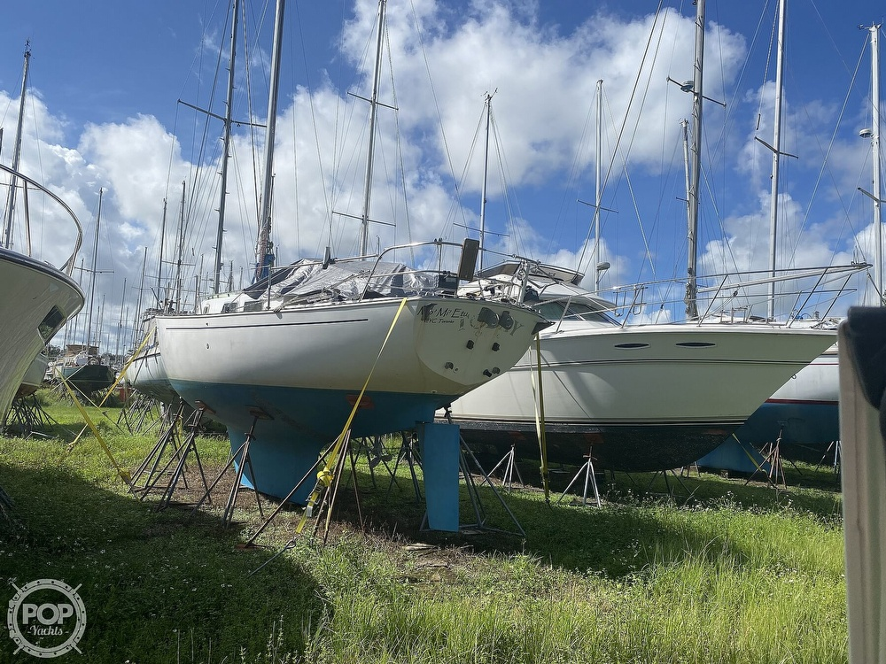 1981 Niagara boat for sale, model of the boat is 35 & Image # 34 of 38
