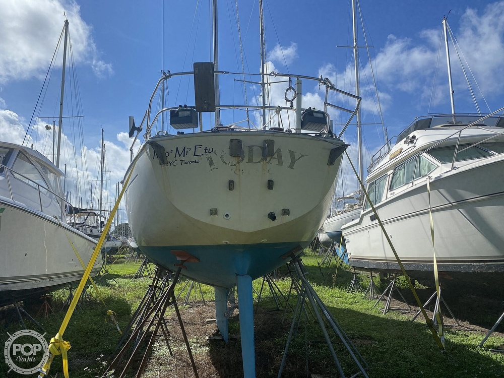 1981 Niagara boat for sale, model of the boat is 35 & Image # 36 of 38