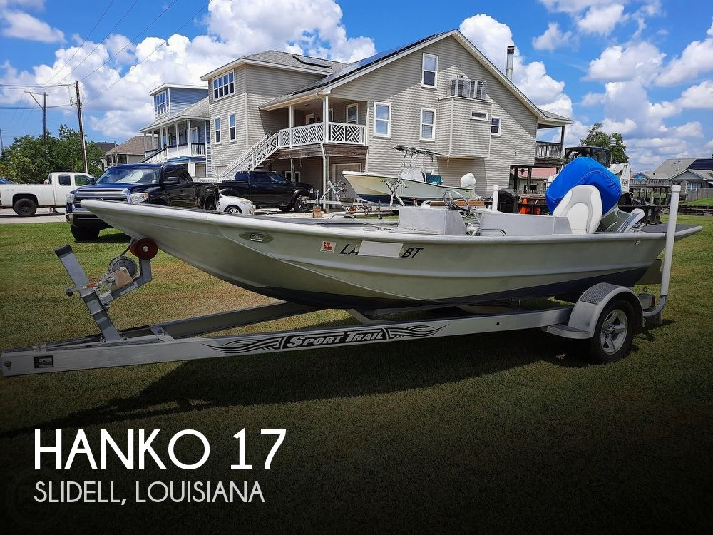 1987 Hanko boat for sale, model of the boat is 17 & Image # 1 of 40