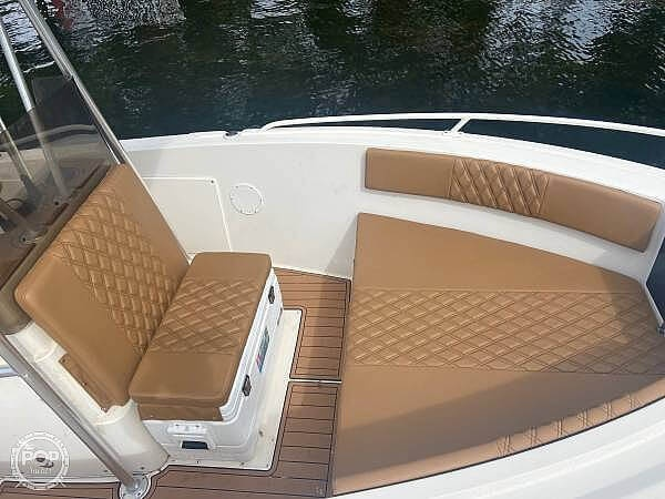 1990 Donzi boat for sale, model of the boat is F18 & Image # 6 of 40