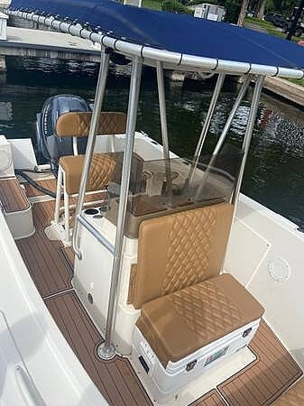 1990 Donzi boat for sale, model of the boat is F18 & Image # 4 of 40