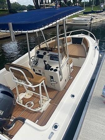 1990 Donzi boat for sale, model of the boat is F18 & Image # 2 of 40