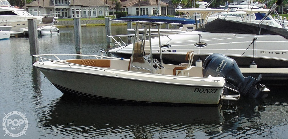 1990 Donzi boat for sale, model of the boat is F18 & Image # 7 of 40