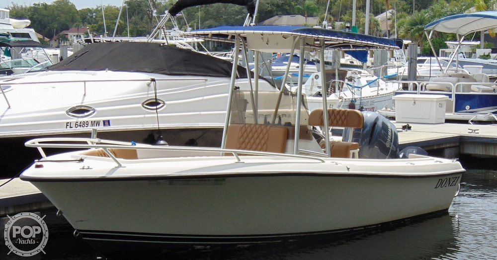 1990 Donzi boat for sale, model of the boat is F18 & Image # 8 of 40