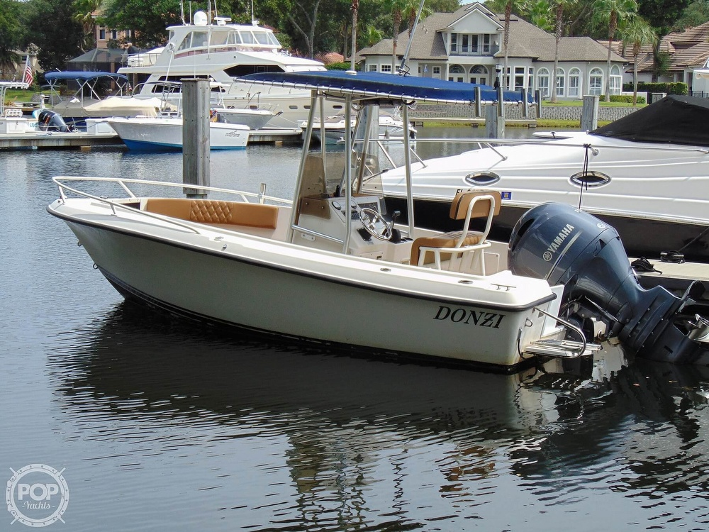 1990 Donzi boat for sale, model of the boat is F18 & Image # 9 of 40