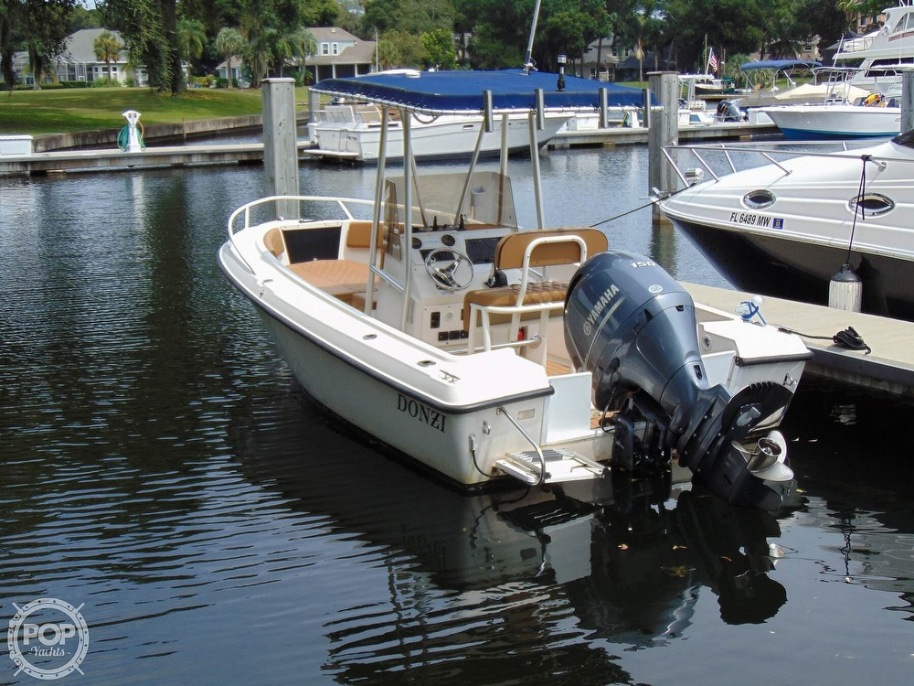 1990 Donzi boat for sale, model of the boat is F18 & Image # 10 of 40