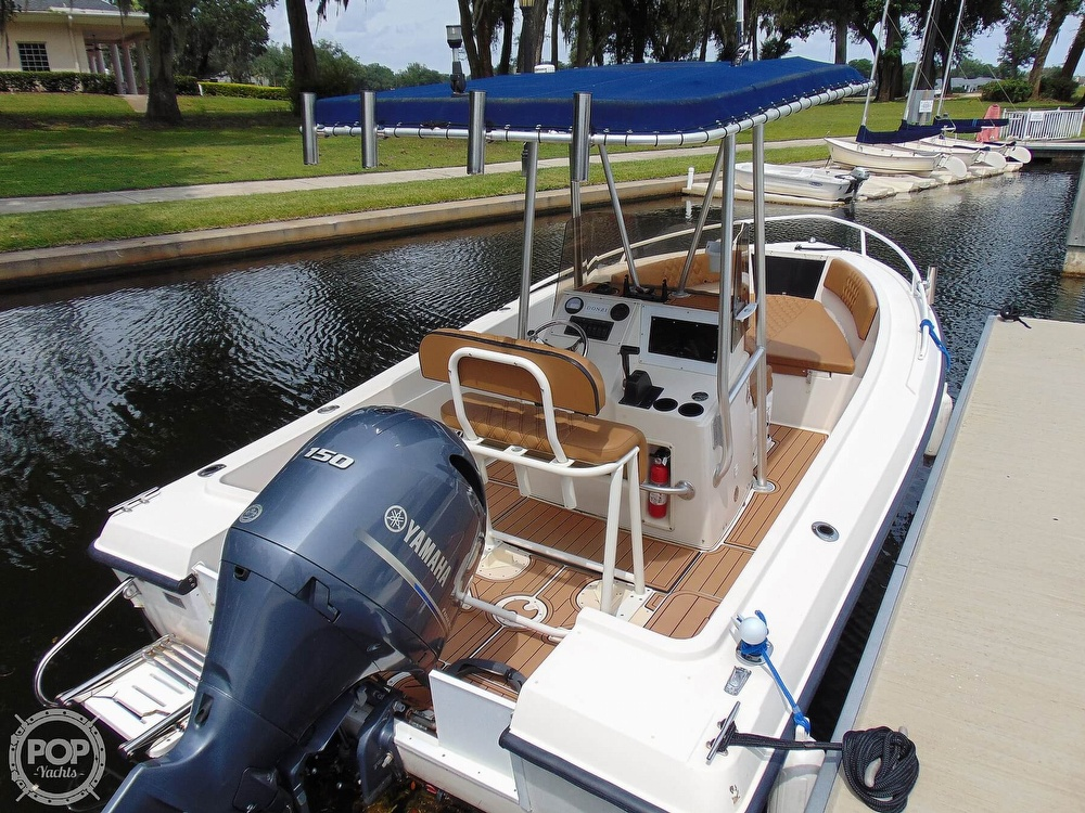 1990 Donzi boat for sale, model of the boat is F18 & Image # 12 of 40