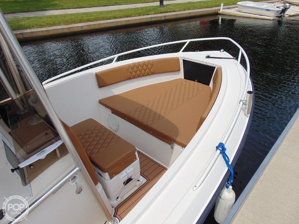 1990 Donzi boat for sale, model of the boat is F18 & Image # 13 of 40