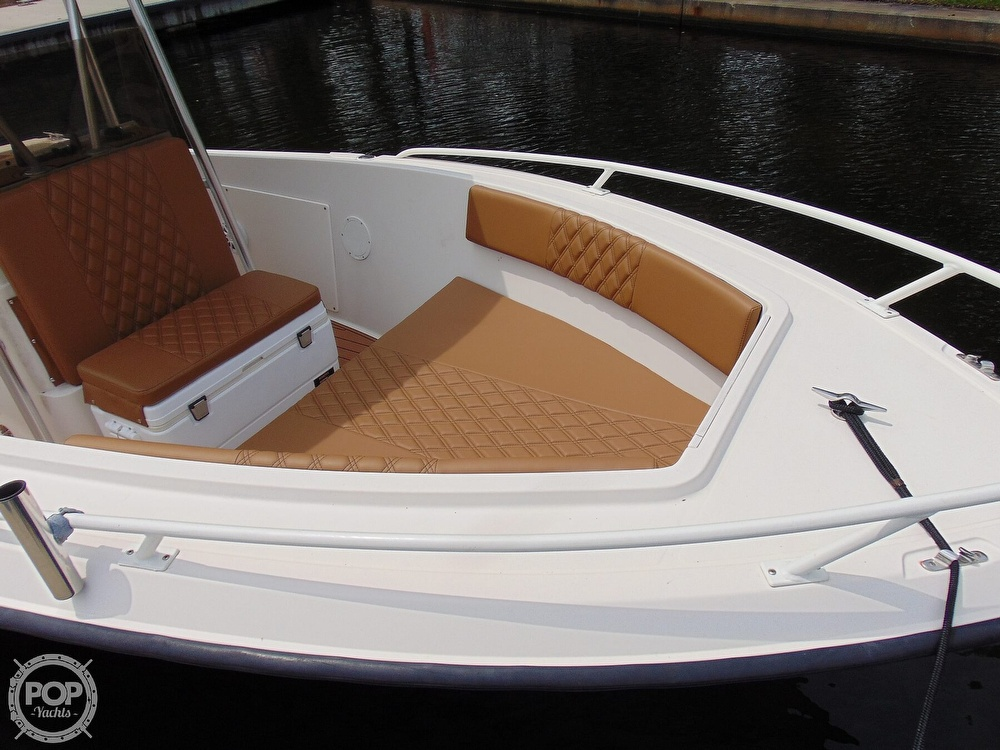1990 Donzi boat for sale, model of the boat is F18 & Image # 15 of 40