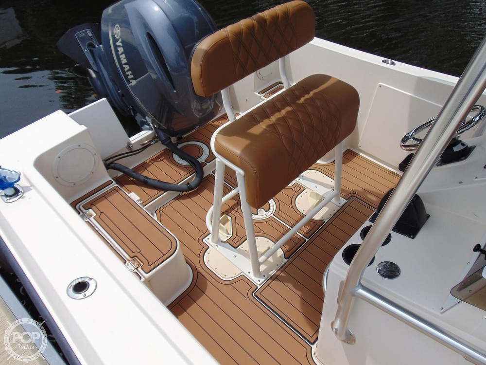 1990 Donzi boat for sale, model of the boat is F18 & Image # 16 of 40