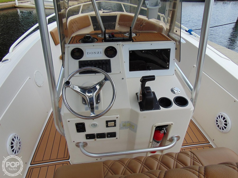 1990 Donzi boat for sale, model of the boat is F18 & Image # 32 of 40