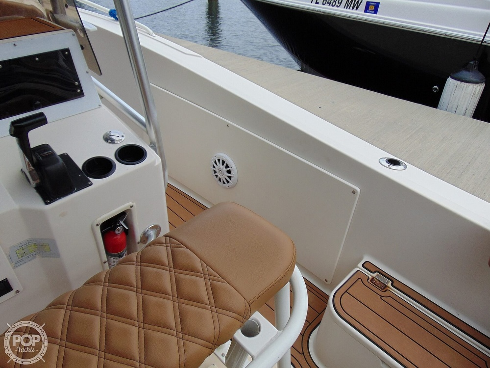 1990 Donzi boat for sale, model of the boat is F18 & Image # 36 of 40