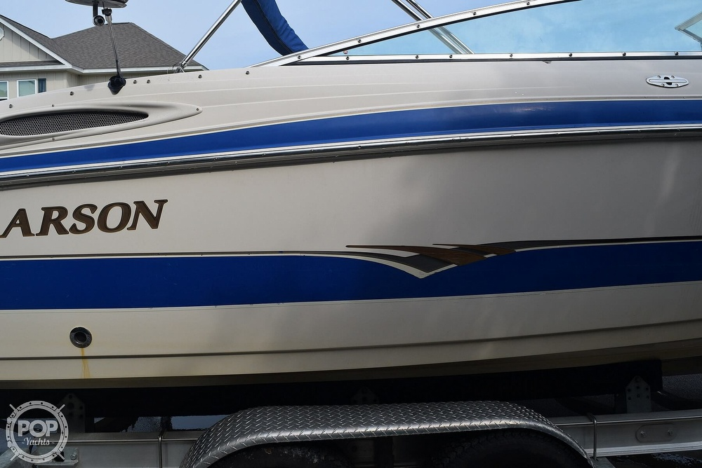 2003 Larson boat for sale, model of the boat is 270 LXI BR & Image # 11 of 40