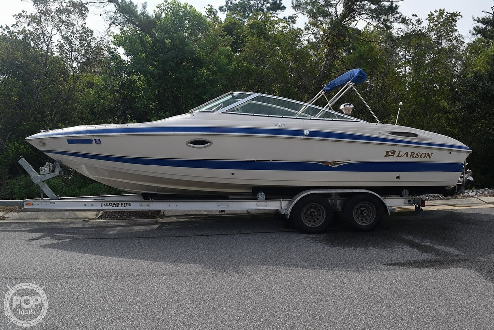 2003 Larson boat for sale, model of the boat is 270 LXI BR & Image # 13 of 40