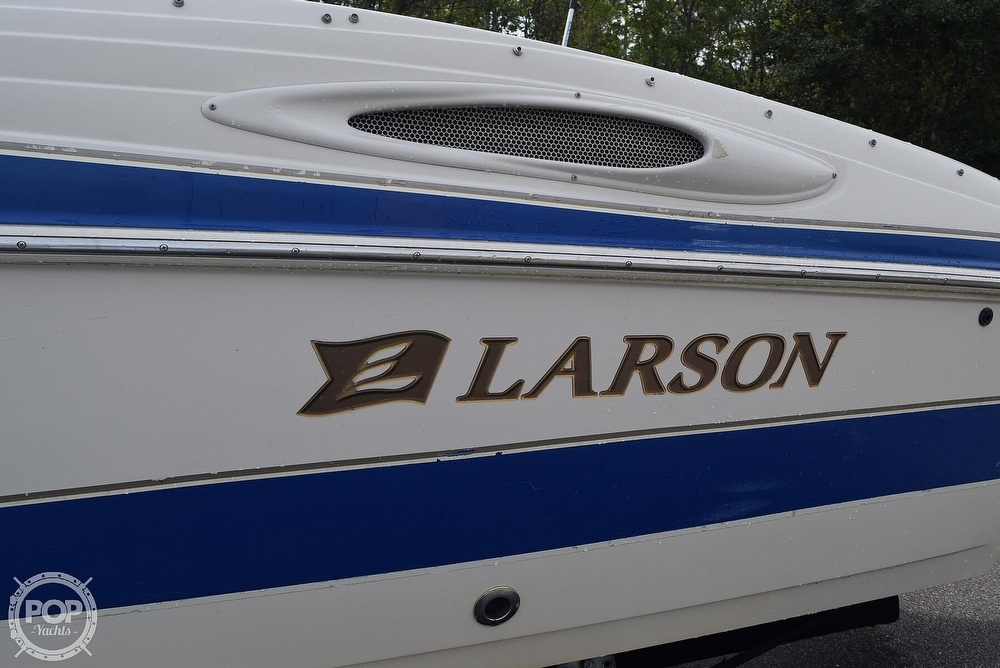 2003 Larson boat for sale, model of the boat is 270 LXI BR & Image # 28 of 40