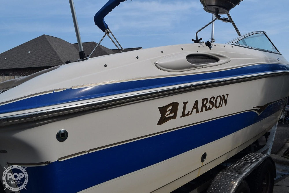 2003 Larson boat for sale, model of the boat is 270 LXI BR & Image # 31 of 40