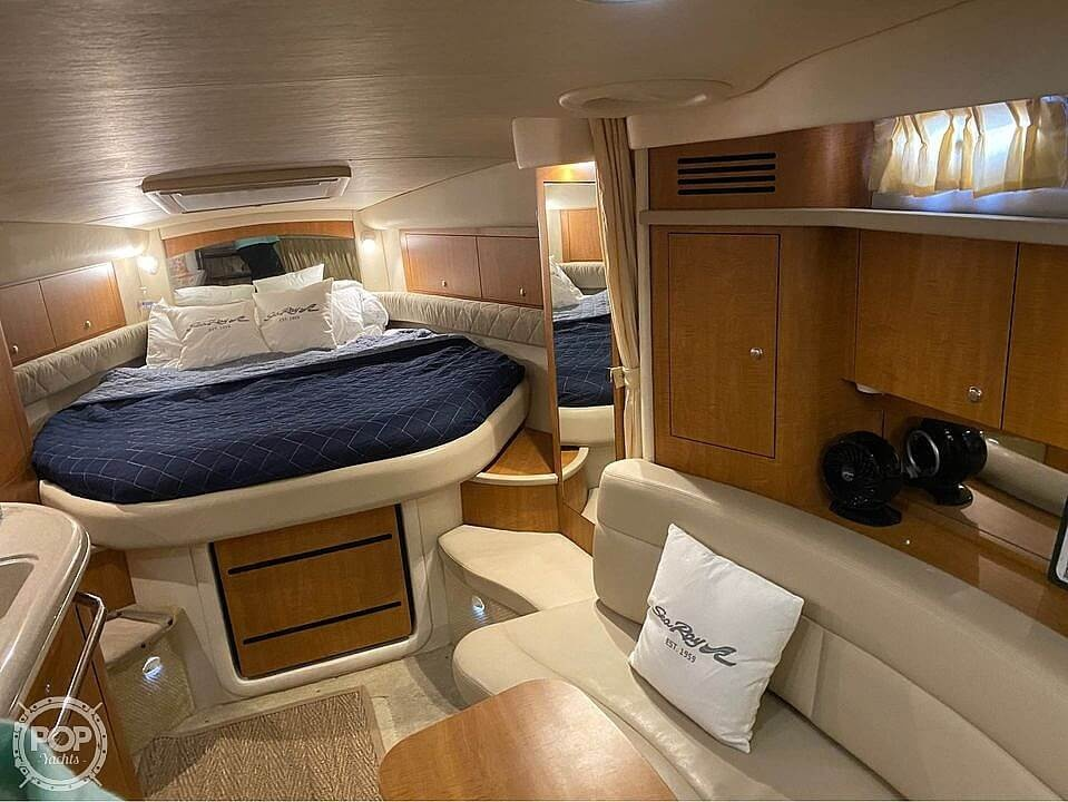 2006 Sea Ray boat for sale, model of the boat is 340 Sundancer & Image # 5 of 40