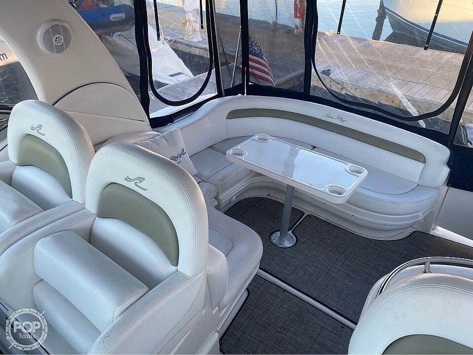 2006 Sea Ray boat for sale, model of the boat is 340 Sundancer & Image # 11 of 40