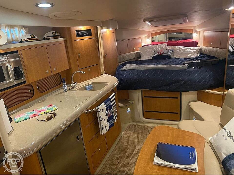 2006 Sea Ray boat for sale, model of the boat is 340 Sundancer & Image # 13 of 40